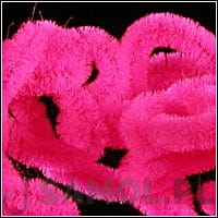 CHENILLE FLUO FL. RED