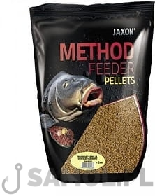 Pellet Jaxon Method Feeder 4mm 500 g