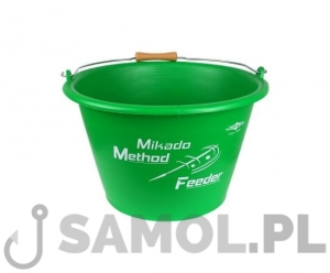 Wiadro Mikado Method Feeder 17 l UABW