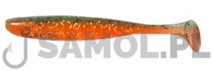 "GUMY KEITECH EASY SHINER 4"" ANGRY CARROT (7szt.)"