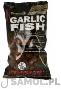KULKI PROTEINOWE STAR BAITS PERFORMANCE CONCEPT GARLICH FISH 1KG 20MM