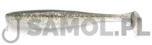 "GUMY KEITECH EASY SHINER 3"" CRYSTAL SHAD (10szt.)"