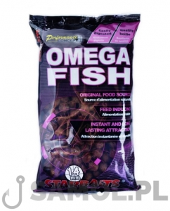 KULKI PROTEINOWE STARBAITS PERFORMANCE OMEGA FISH 14MM 1KG