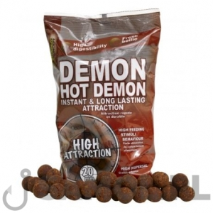 KULKI PROTEINOWE STAR BAITS PERFORMANCE CONCEPT HOT DEMON 1KG 10MM