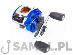 Multiplikator Abu Garcia Blue Max - LEFT