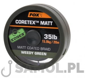 FOX Matt Coretex Weedy Green - 20m