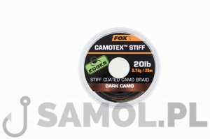 FOX Camotex Dark Stiff - 20m