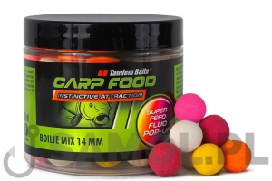 TANDEM BAITS SuperFeed Fluo Pop-Up Mix 200ml