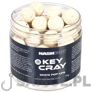 KULKI NASH KEY CRAY POP-UP WHITE
