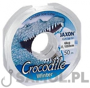 Żyłka Jaxon CROCODILE Winter 50m