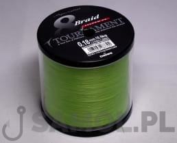 PLECIONKA DAIWA TOURNAMENT 8 BRAID CHARTREUSE 1000M